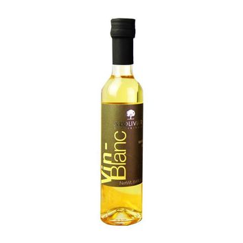 A L'Olivier White Wine Vinegar, 8.4 fl oz (250 mL)