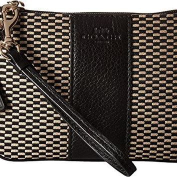 COACH Womens Exploded Rep Small Wristlet