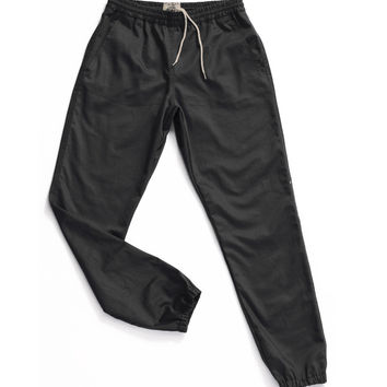 Baseball Pant // Black – MUTTONHEAD