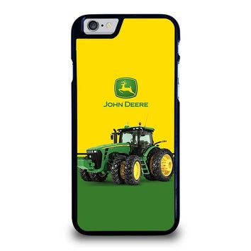 JOHN DEERE WITH TRACTOR iPhone 6 / 6S Case Cover