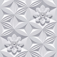 Wall Flower Wallpaper
