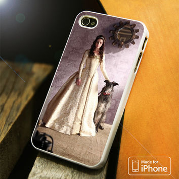 Reign with Dog iPhone 4 5 5C SE 6 Plus Case