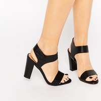 ALDO | ALDO Selarwen Heeled Strap Sandals at ASOS