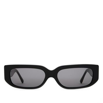 Crap Eyewear - The Paradise Machine - Black / Grey CR-39