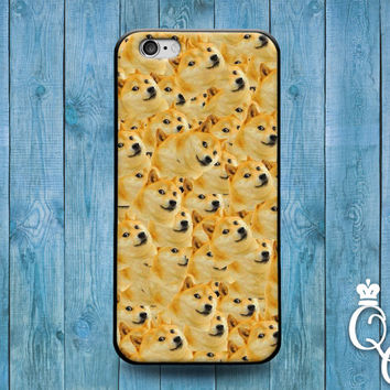 iPhone 4 4s 5 5s 5c 6 6s plus iPod Touch 4th 5th 6th Generation Amazing Puppy Dog Collage Cover Funny Phone Case Custom Rubber Cool New Gift