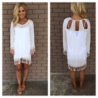 Mimosa Beach Cover Up Dress