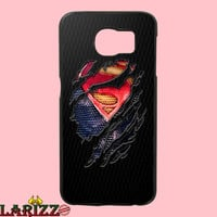 "Clark kent Ripped Torn cloth for iphone 4/4s/5/5s/5c/6/6+, Samsung S3/S4/S5/S6, iPad 2/3/4/Air/Mini, iPod 4/5, Samsung Note 3/4 Case ""002"""