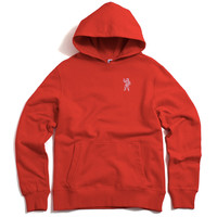 BB Astronaut Pullover Hoody Red