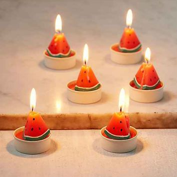 Sunnylife Fruit Tealight Candle Set