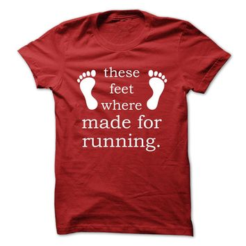 These feet running  - Fit
