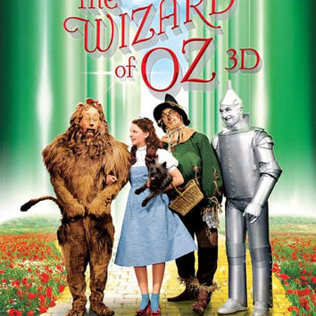 Wizard of Oz IMAX 3D 11x17 Movie Poster (2013)