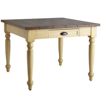 Carmichael Square Dining Table - Antique Ivory$379.99$449.95