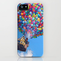 Up House - Disney Pixar iPhone Case by Disney Designs | Society6