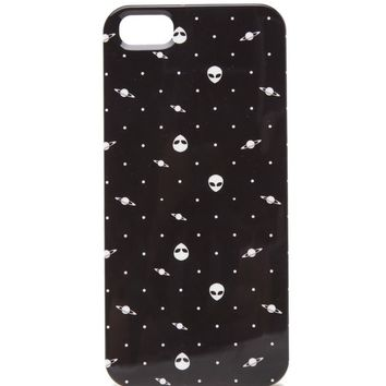 With Love From CA Alien iPhone 5/5S Case - Womens Scarves - Black - One