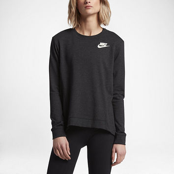 The Nike Sportswear Gym Crew Women's Sweatshirt.