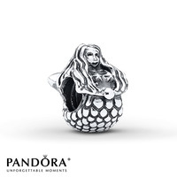 Pandora Mermaid Charm Sterling Silver