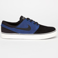 Nike Sb Stefan Janoski Boys Shoes Game Royal/Black/Ivory  In Sizes