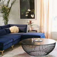 Ramona Coffee Table | Urban Outfitters