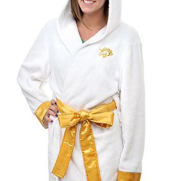 Kawaii Hooded Unicorn Bathrobe