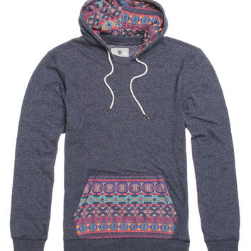 On The Byas Jent Mock Twist Pullover Hoodie at PacSun.com
