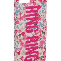 Slogan Case For Use With iPhone 5 | Multi | Accessorize