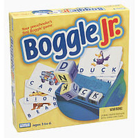 Boggle Jr -Your Preschoolers First Boggle Game