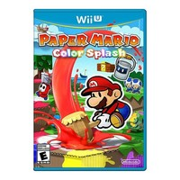 Nintendo Paper Mario: Color Splash WiiU - Email Delivery