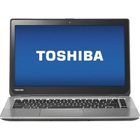 "Toshiba - Satellite Ultrabook 14"" Touch-Screen Laptop - 6GB Memory - 500GB Hard Drive - Smart Silver"
