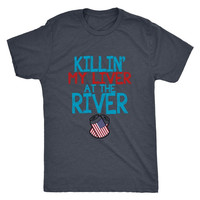 """Killin My Liver"" Men's Tee"