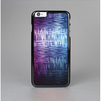The Vibrant Colored Lined Surface Skin-Sert for the Apple iPhone 6 Plus Skin-Sert Case