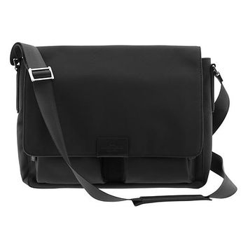 Banana Republic Karter Nylon Messenger Bag Size One Size - Black