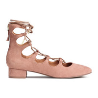 H&M Shoes with Lacing $29.99