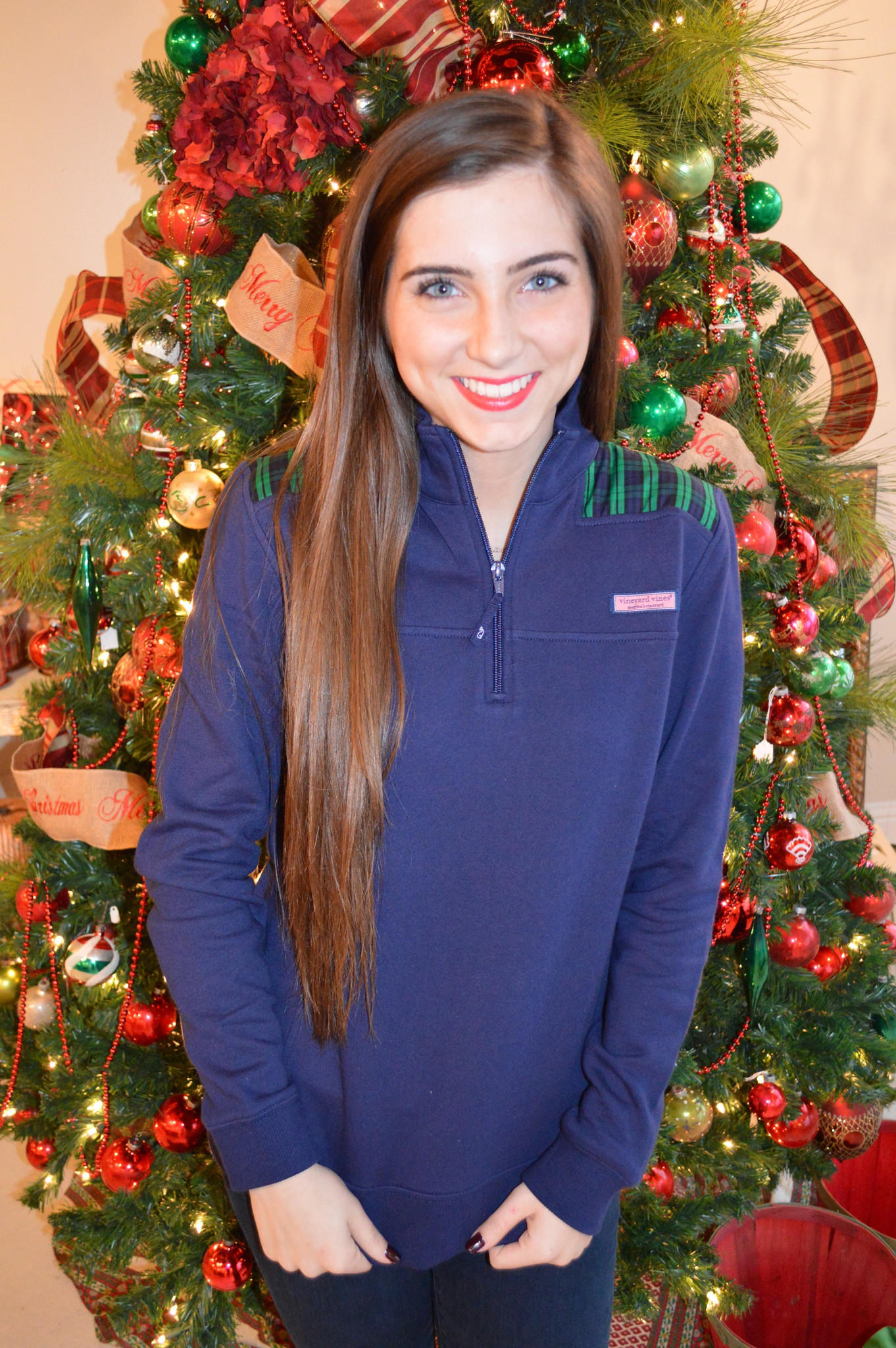 Vineyard Vines Holiday Plaid Shep Shirt From Shop