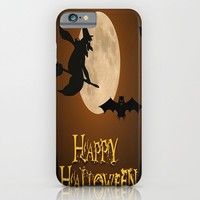 HAPPY HALLOWEEN iPhone & iPod Case by Acus
