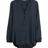 H&M - Satin Blouse
