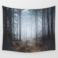 No more roads Wall Tapestry by happymelvin