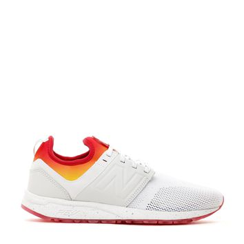 auguau NEW BALANCE X STANCE SOCKS 247 ALL DAY WHITE MRL247CO