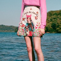 GUCCI Unskilled Worker Skirt