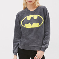 Batman Graphic Sweatshirt