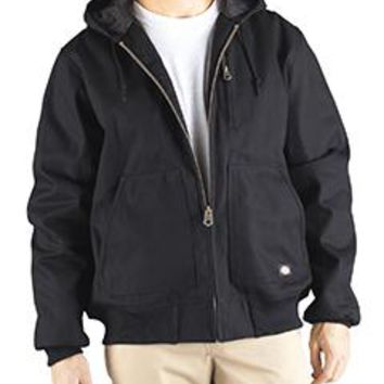 Dickies - 10 oz. Rigid Duck Hooded Jacket