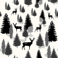 Forest Removable Wallpaper