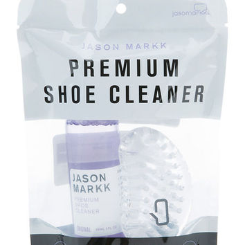 The Jason Markk Premium Shoe Cleaner Starter Kit