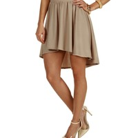 Sale-aupe Make The Rounds Skater Skirt