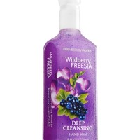 Deep Cleansing Hand Soap Wildberry Freesia