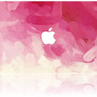 Macbook Case | Oil Painting Collection - Pink Paint