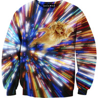 CAT VORTEX SWEATSHIRT*