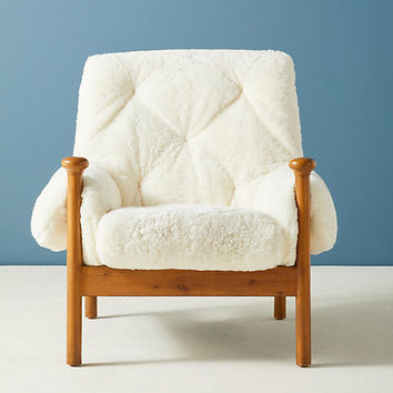 Wool Alvorada Chair
