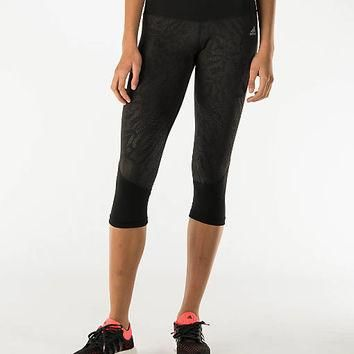 Women's adidas Performer Mid Rise 3/4 Tights