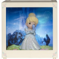 Precious Moments - Cinderella LED Cube
