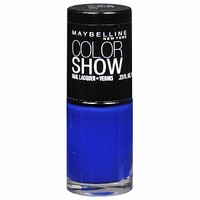 Maybelline Color Show Nail Color, Sapphire Siren